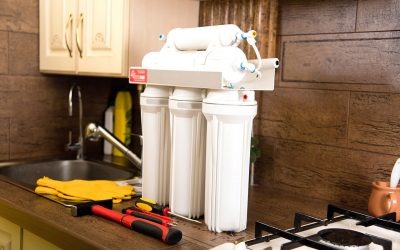4 Types of Home Water Filters