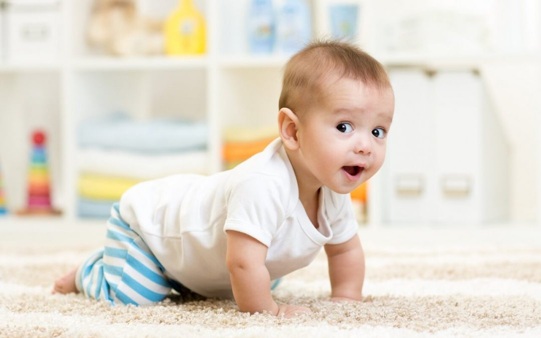 babyproofing your home is important to keep your infant safe