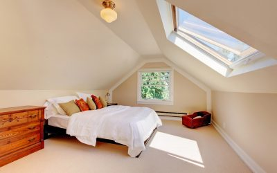 Finish Your Attic with These 4 Ideas