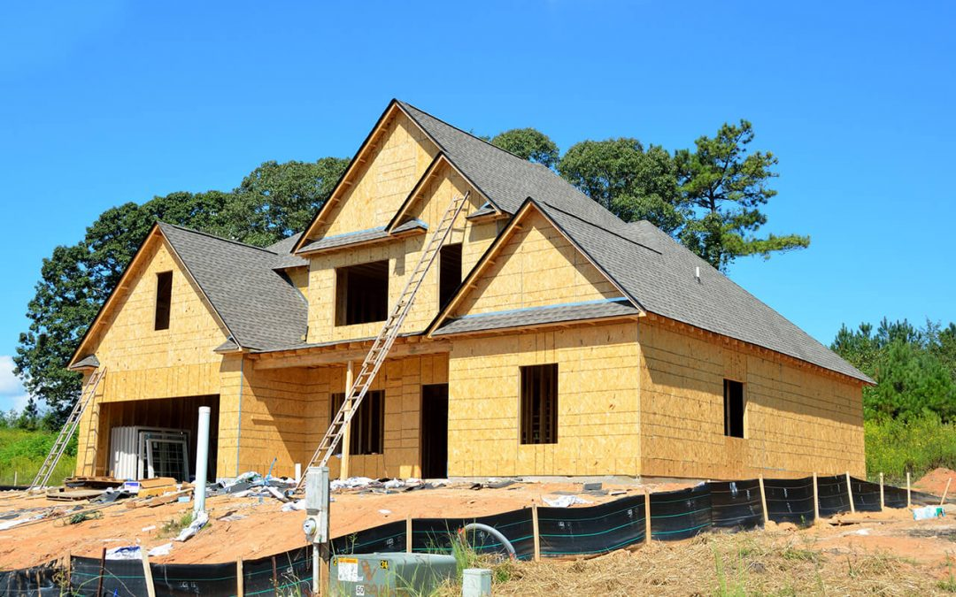 order an inspection on a newly built home